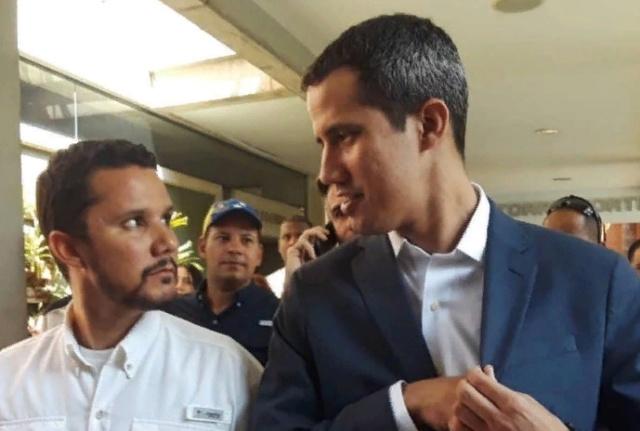 Carlos Graffe, Juan Guaidó