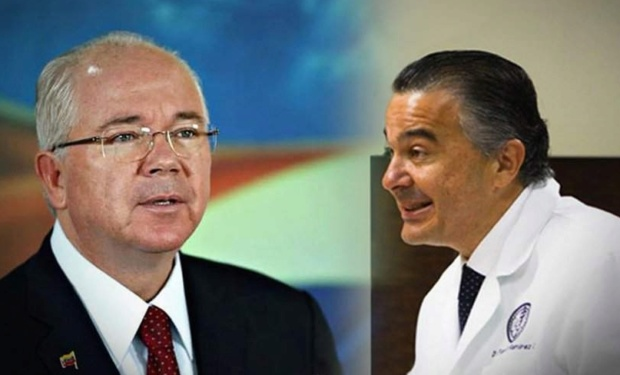 Rafael Ramírez y Fidel Ramírez