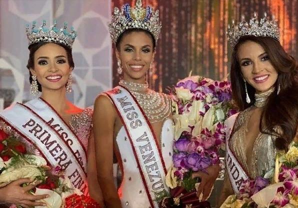 Reinas Miss Venezuela 2018
