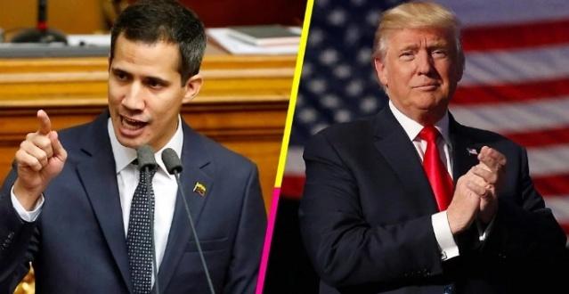"""Un """"escenario Libia"""" para despedazar Venezuela es el plan de EEUU y la oposición Screen81"""