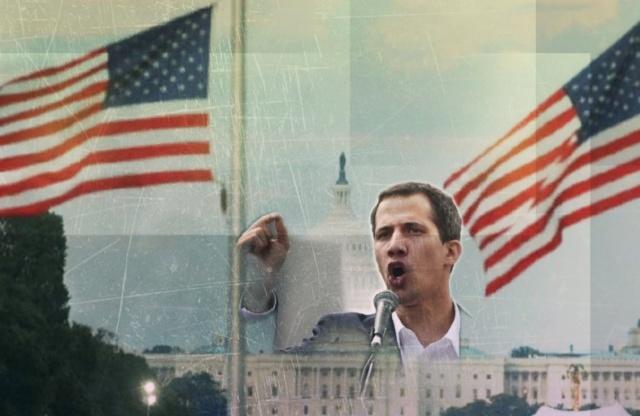 Juan Guaidó, Estados Unidos