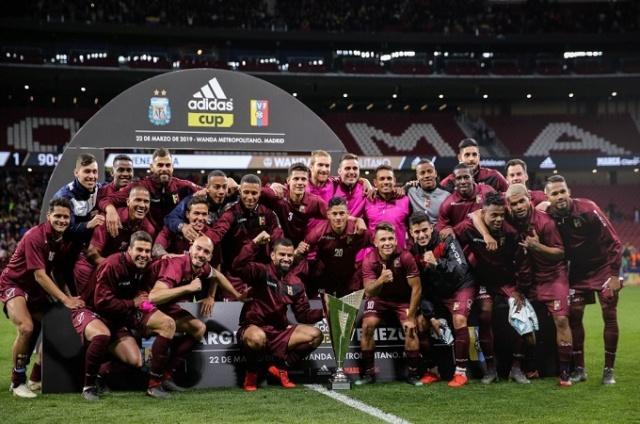 La Vinotinto FC