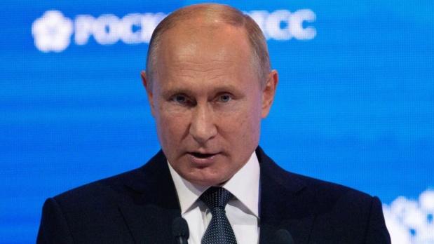 Vladimir Putin