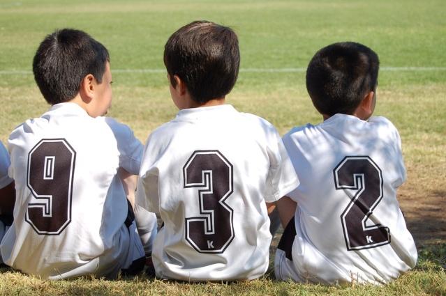 Niños, Fútbol