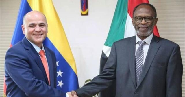 Venezuela y Sudán evalúan acuerdos en el sector energético Sudan110
