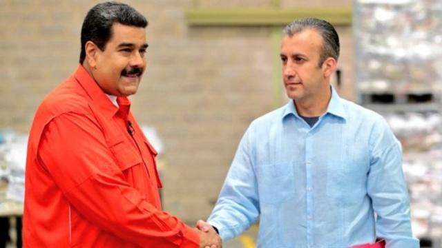 Maduro y Tareck El Aissami