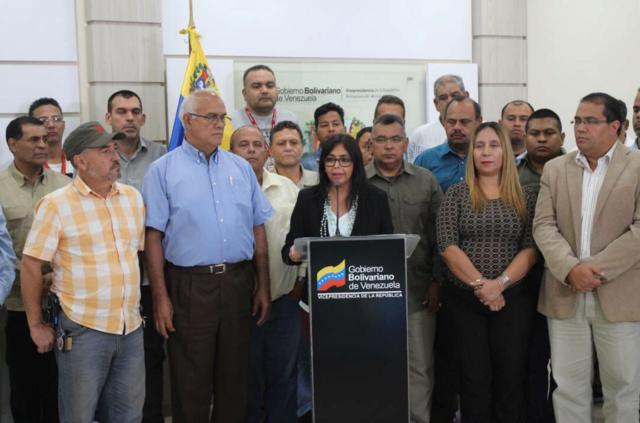 Gobierno Nacional y transportistas acuerdan precio del pasaje urbano en 1 Bolívar Soberano Tarifa10