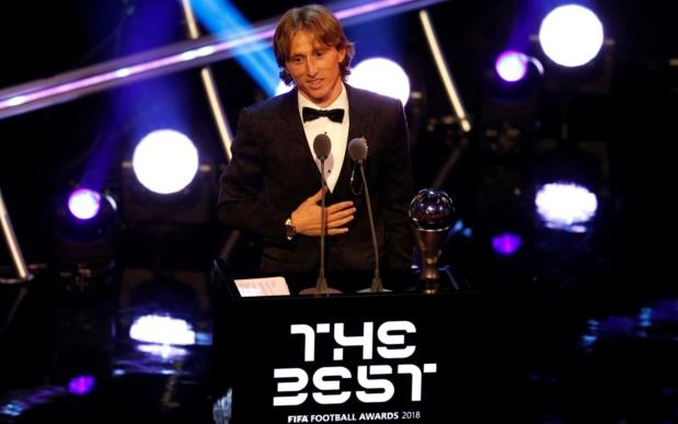 Luka Modric, The Best FIFA 2018