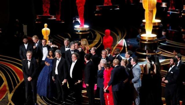 Green Book gana el Óscar a la mejor película