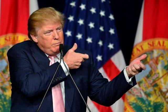 Psicópata Donald Trump
