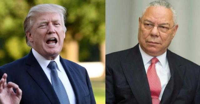 Trump y Powel