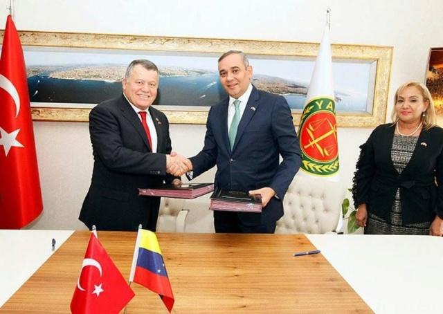 Venezuela y Turquía afianzan lazos de cooperación jurídica