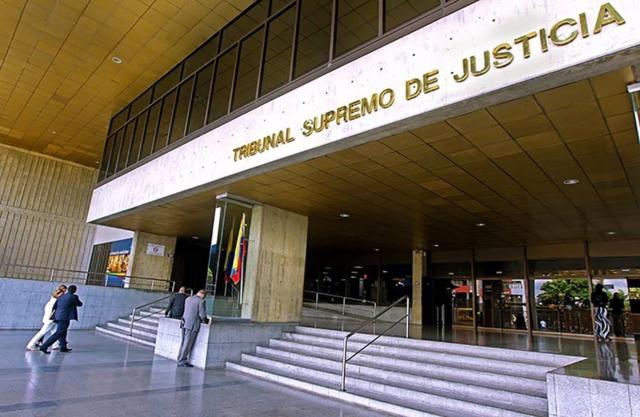 Tribunal Supremo de Justicia, (TSJ)