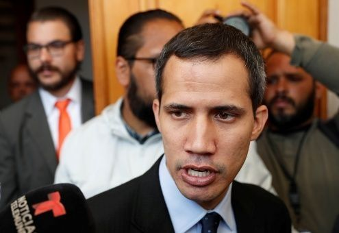 Juan Guaidó, Fracasado