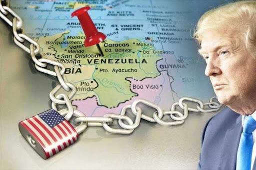Bloqueo genocida y criminal de EEUU contra Venezuela