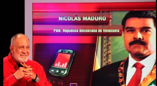 Presidente Maduro en llama telefonica a La Hojilla