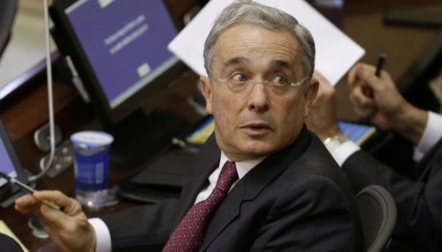Narcotraficante, Álvaro Uribe