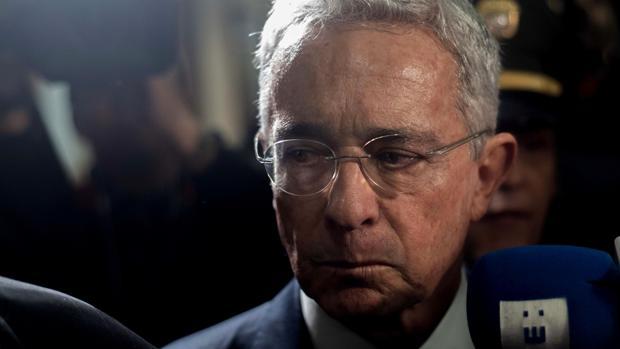 Narcotraficante Álvaro Uribe