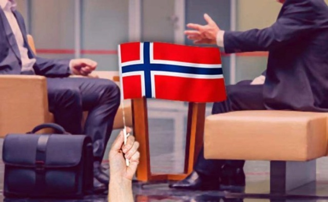 Diálogo venezolano en Oslo