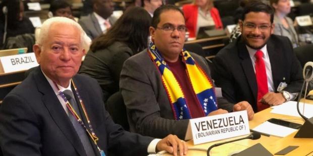 """El Plan de Maduro """"Vuelta a La Patria"""" recibe respaldo en la ONU Venezu13"""