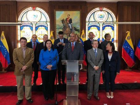 Gobernadores de Venezuela
