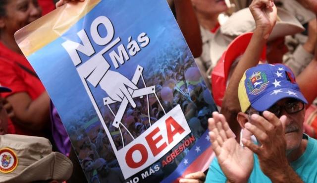 Venezuela anuncia al mundo su retiro formal de la OEA