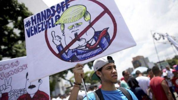 Bloqueo de EEUU busca explosión social en Venezuela