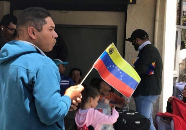 Arrepentidos de haberse ido: Venezolanos en el extranjero continúan retornando a Venezuela Vzla6310