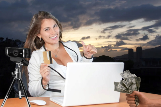 Ganar dinero por internet con la webcam