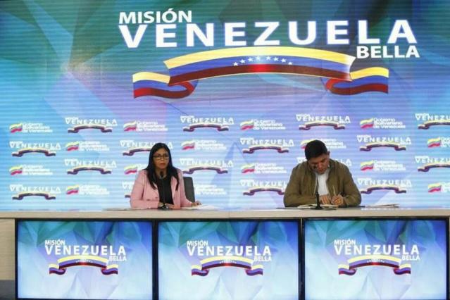 Ejecutivo nacional y gobernadores alistan despliegue de la Misión Venezuela Bella