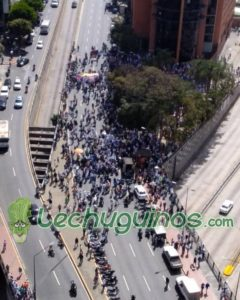 Fracasan en todo el país convocatorias de Guaidó a marchar: pocos asistieron Whatsa40