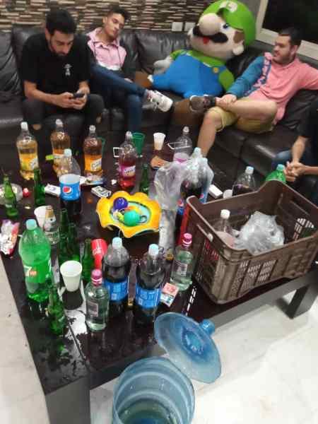Detienen a 22 jóvenes y a 'Luigi' por andar rumbeando y sin medidas de bioseguridad en Altamira Whatsa54