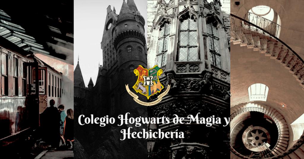 ¡Bienvenido a Hogwarts!