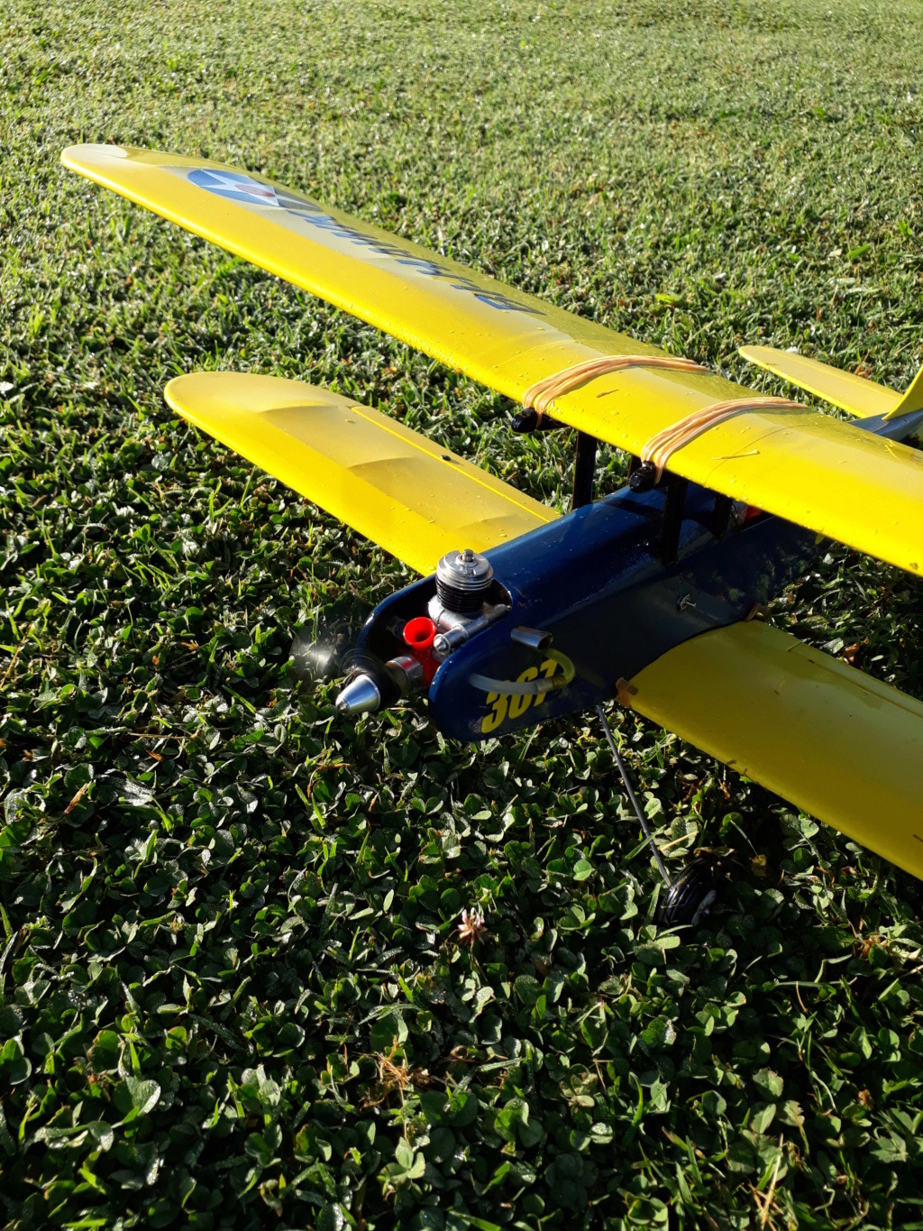 Well, well, my first Biplane for Cox! VIDEOS!! - Page 4 20190213