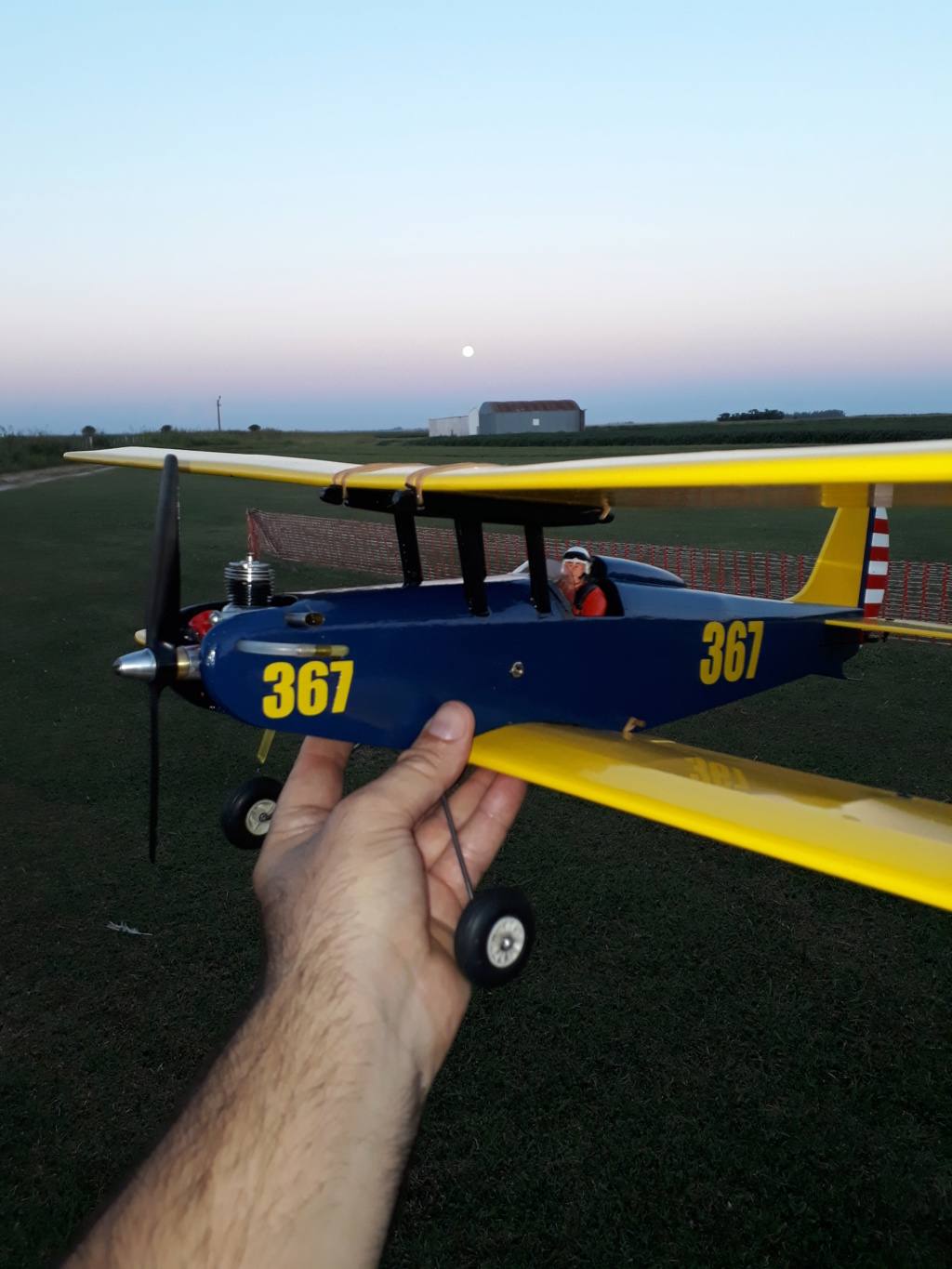 Well, well, my first Biplane for Cox! VIDEOS!! - Page 4 20190216
