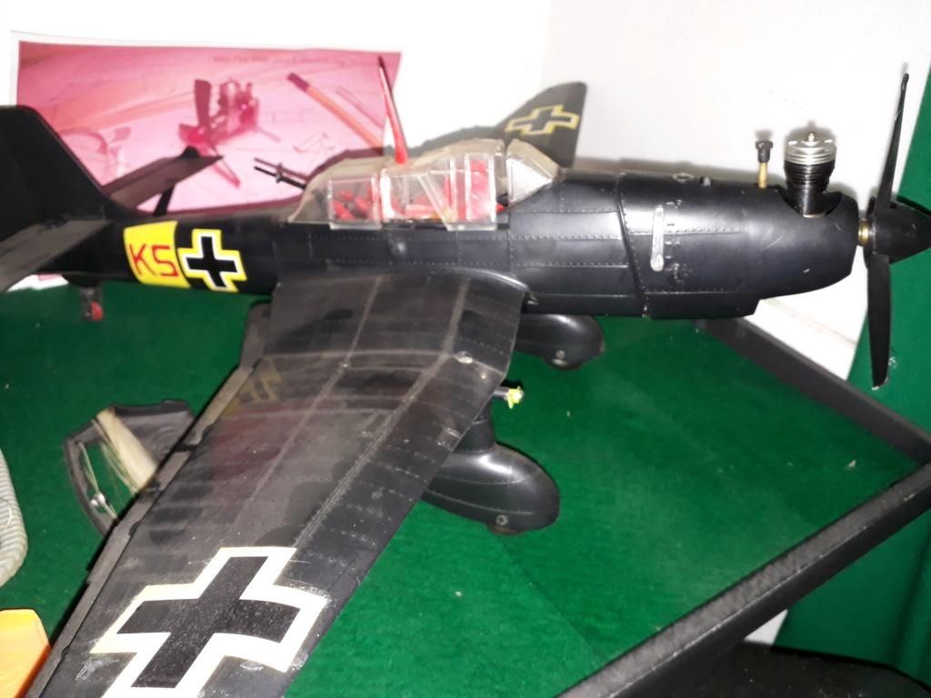 Ju87D Stuka Finally!! 20190217
