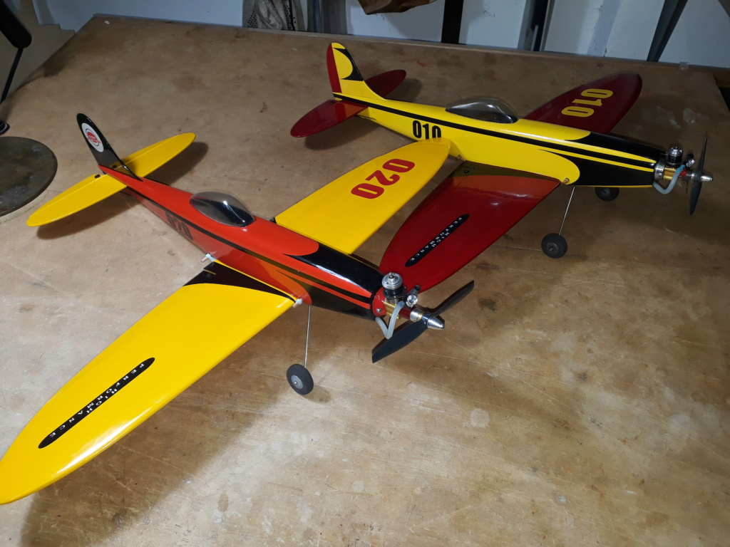 Finished: Model Stylo and Norvel BIG MIG .061 R/C  - Page 3 20190519