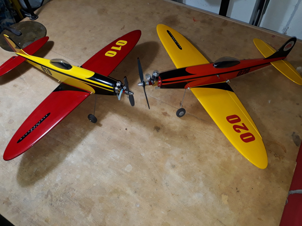 Finished: Model Stylo and Norvel BIG MIG .061 R/C  - Page 3 20190520