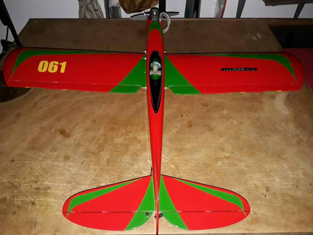 Finished: Model Stylo and Norvel BIG MIG .061 R/C  - Page 3 20191015