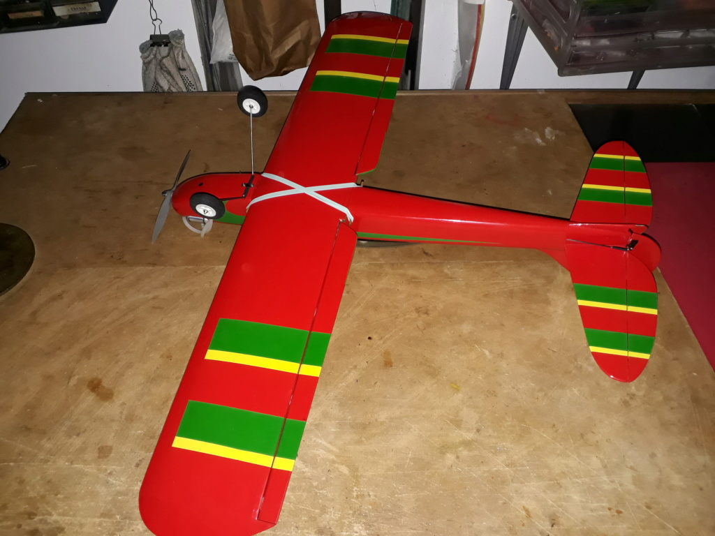 Finished: Model Stylo and Norvel BIG MIG .061 R/C  - Page 3 20191018