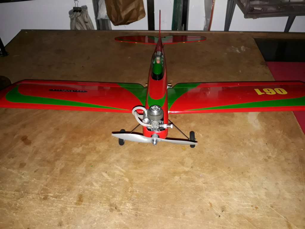 Finished: Model Stylo and Norvel BIG MIG .061 R/C  - Page 3 20191019