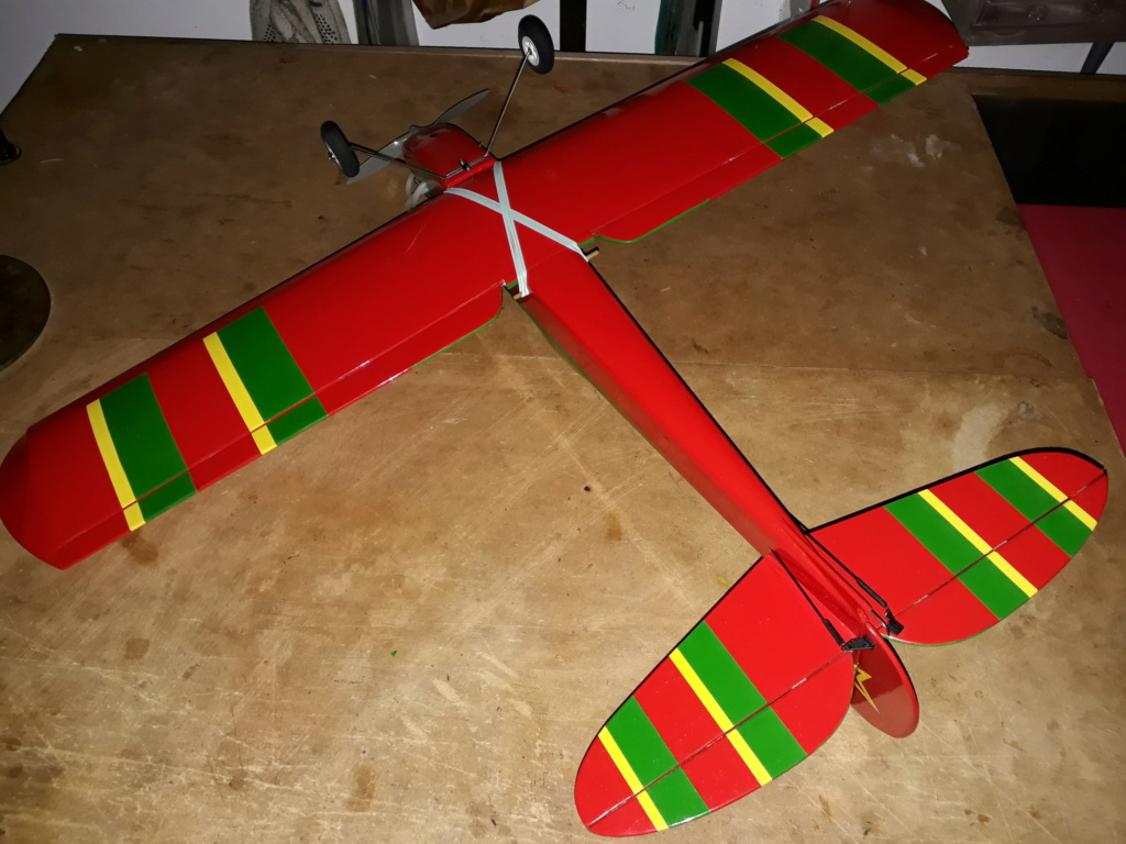 Finished: Model Stylo and Norvel BIG MIG .061 R/C  - Page 3 20191020