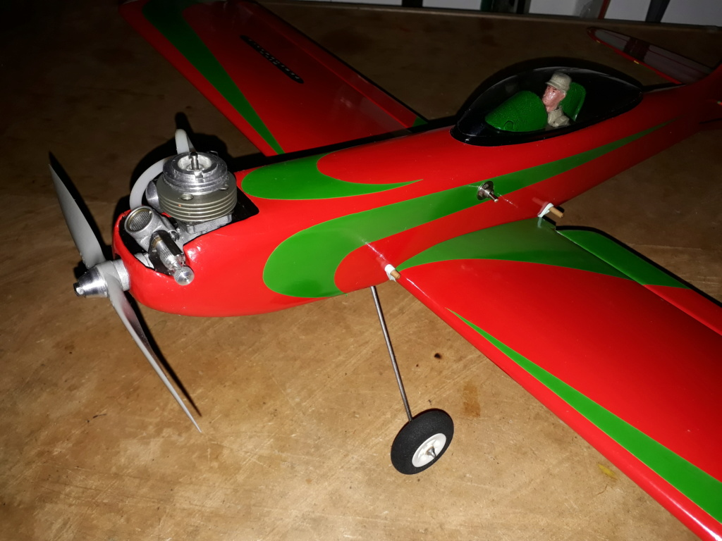 Finished: Model Stylo and Norvel BIG MIG .061 R/C  - Page 3 20191021