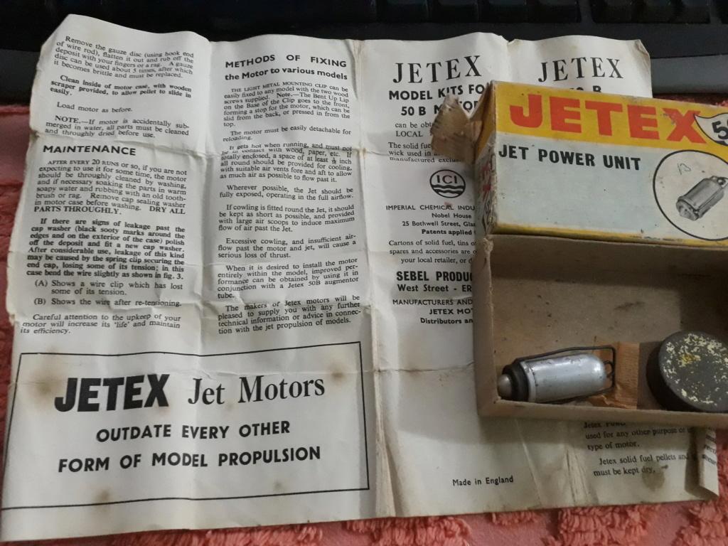 Jetex engine 20191213
