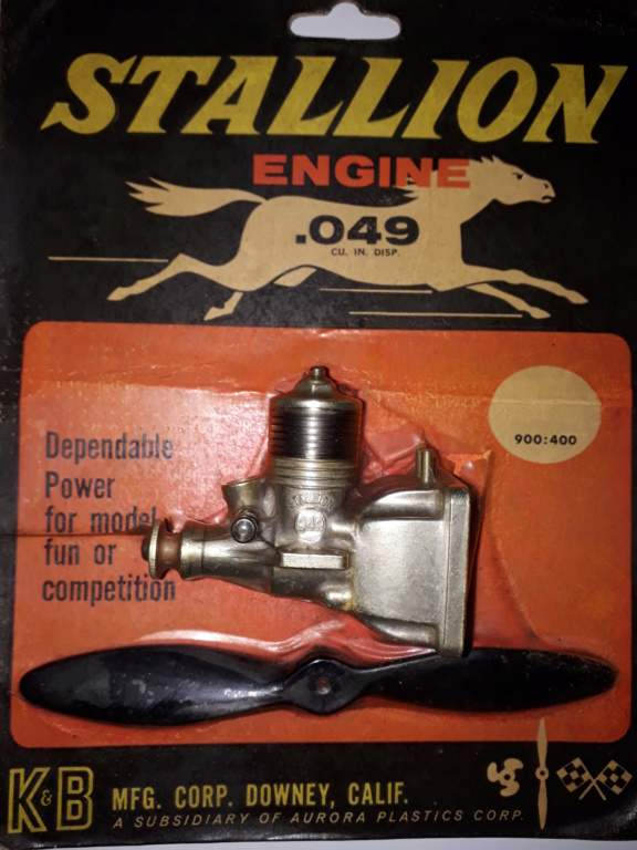 E-BAY mystery engine 20200418