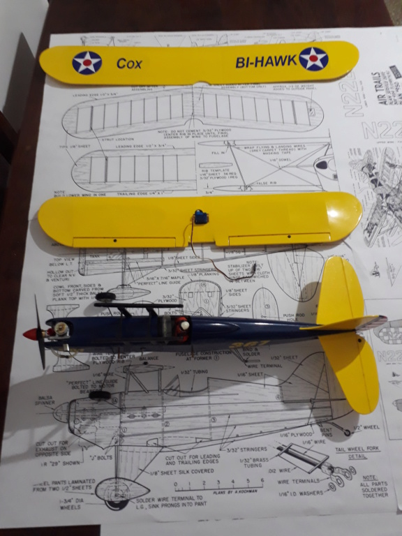 New Flight: Pitts -Skelton Aerobatic model  (page 9) 20200430