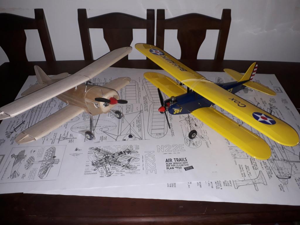 Pitts -Skelton Aerobatic model  - Page 4 20200516