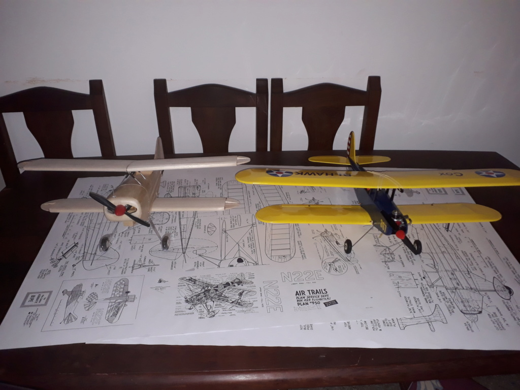 New Flight: Pitts -Skelton Aerobatic model  (page 9) - Page 4 20200517