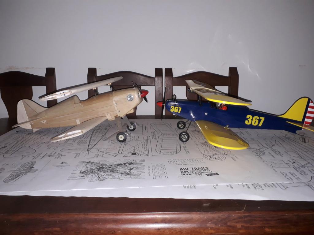 Pitts -Skelton Aerobatic model  - Page 4 20200519