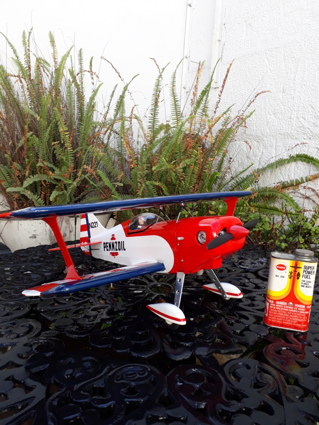 New Flight: Pitts -Skelton Aerobatic model  (page 9) - Page 6 20200610